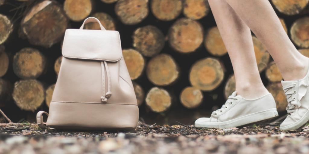 Модные рюкзаки в пастельной цветовой гамме