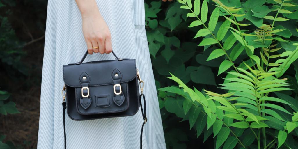Модная сумка-портфель осени 2019