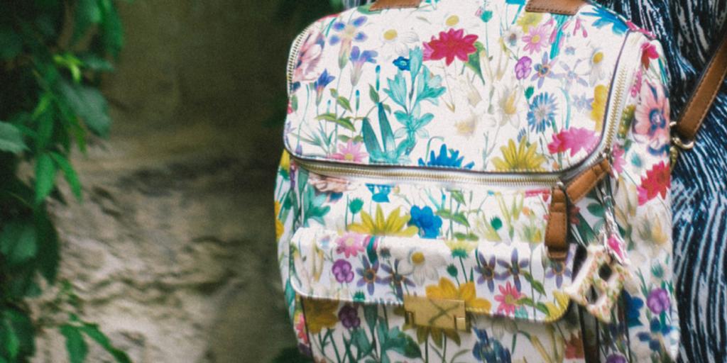 Модные рюкзаки осени 2019 ярких расцветок