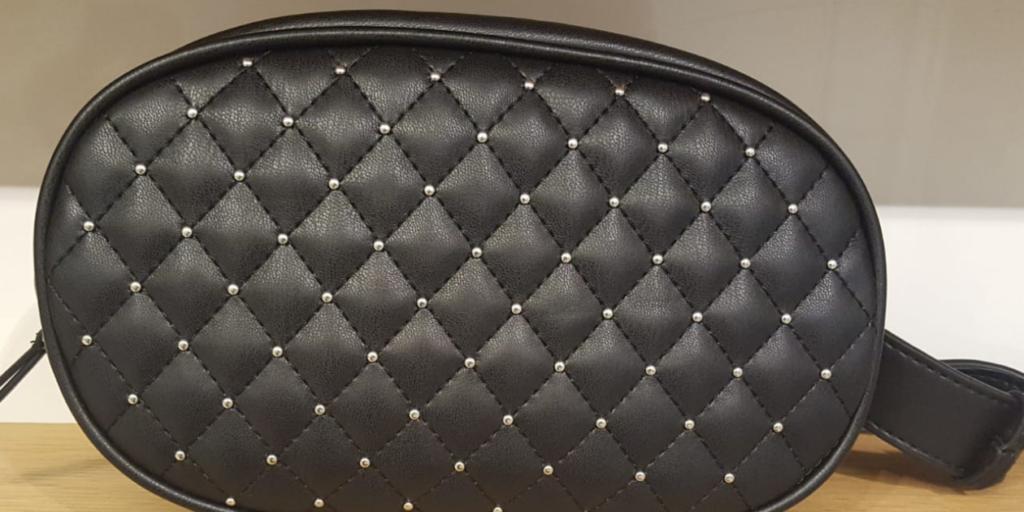 Модная поясная сумка осень2019