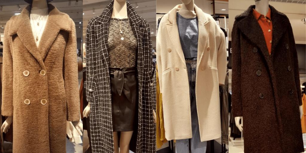 Модные стильные пальто осени 2019