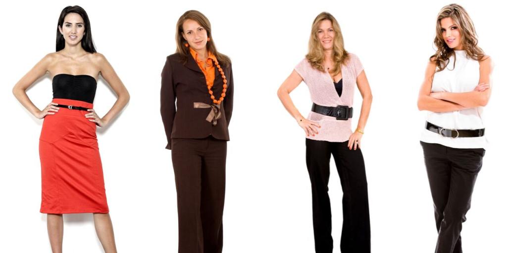 Ремень и пояс позволяют не только поддерживать брюки, но и подчеркивать талию