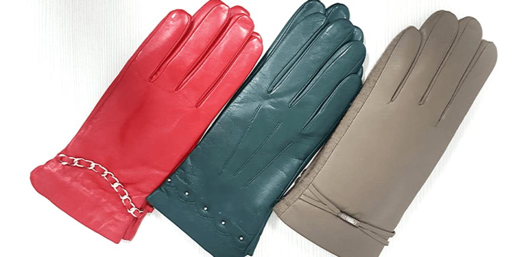 Кожаные женские перчатки необходимы и для защиты от непогоды, и для создания модного образа