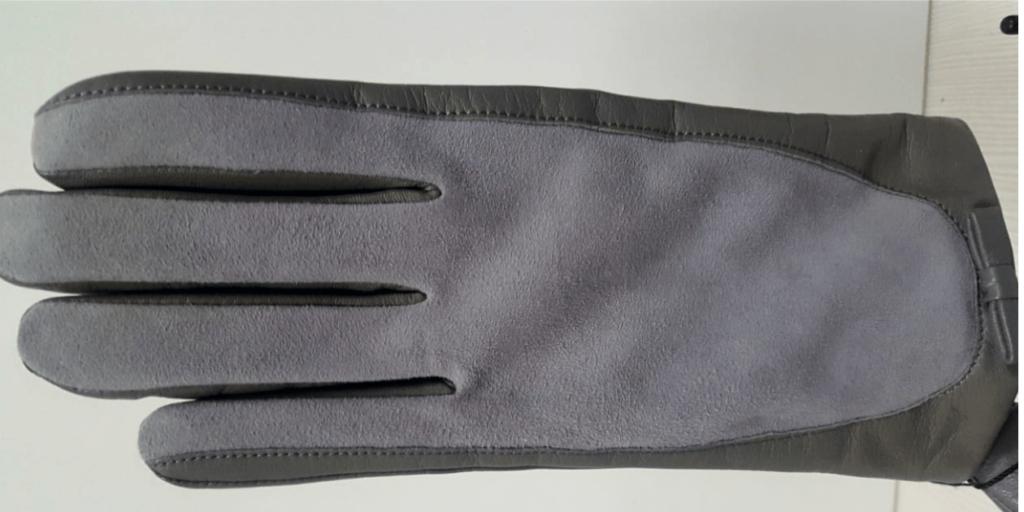Сочетание фактур и цветов в модных перчатках сезона осень-зима 2019-2020