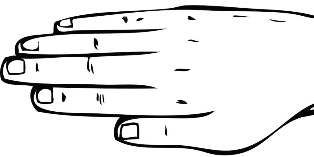 Для определения размера перчаток нужно измерить ладонь от косточки до косточки