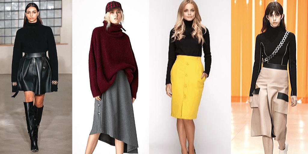 Модные свитера сезона осень-зима 2019-2020,