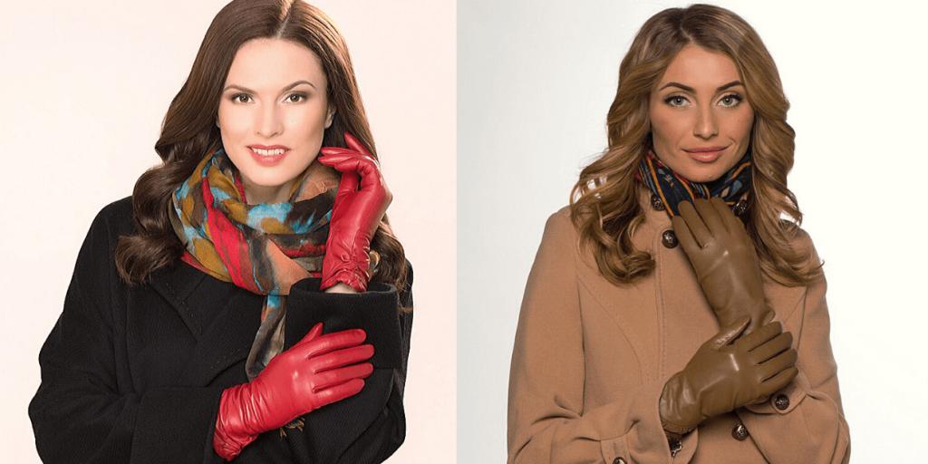 Модные перчатки сезона осень-зима 2019-2020