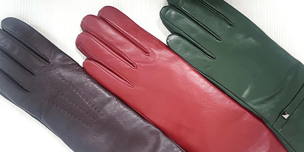 Кожаные перчатки 2020 года согреют ручки от непогоды и украсят образ