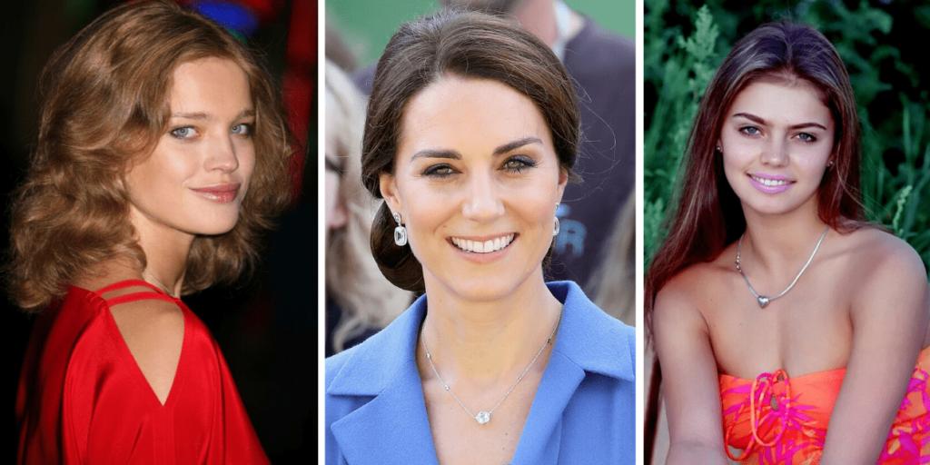 Фото знаменитых женщин цветотипа лето