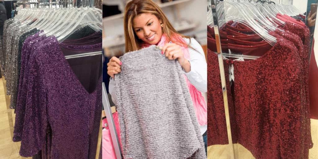 Блузы, топы, рубашки создадут идеальную пару с брюками и юбками
